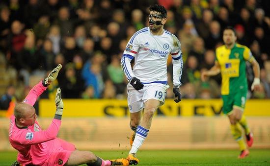 Norwich 1-2 Chelsea: Nối dài mạch bất bại