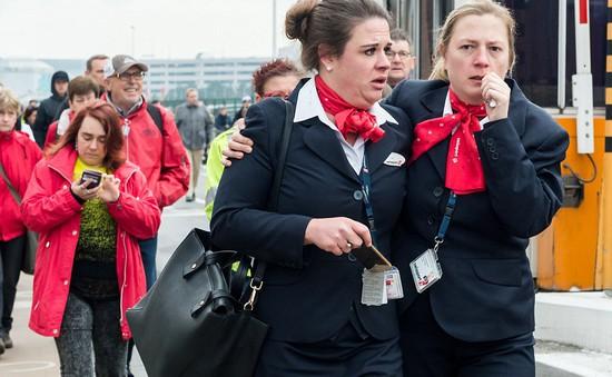 Thủ tướng Bỉ xác nhận vụ đánh bom tại Brussels là tấn công khủng bố