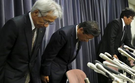 """Mitsubishi """"dính"""" bê bối gian lận khí thải"""
