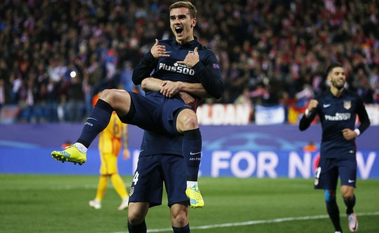 "Atletico Madrid 2-0 Barcelona: ""Lời nguyền"" Champions League!"