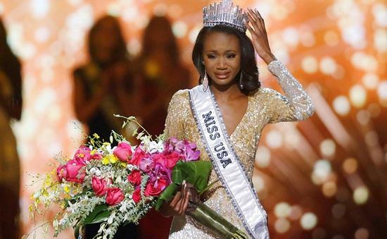 Nữ quân nhân đăng quang Hoa hậu Mỹ 2016