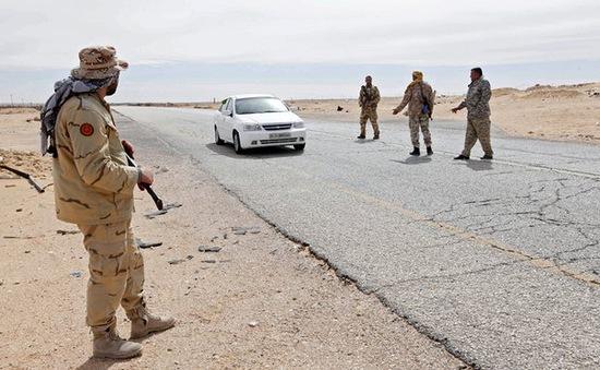 Quân đội Libya xác nhận thành phố Sirte không còn IS