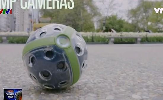 Panono - Máy ảnh chụp 360 độ độc đáo