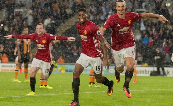 Hull City 0-1 Man Utd: Miếng ngon dành phần cuối
