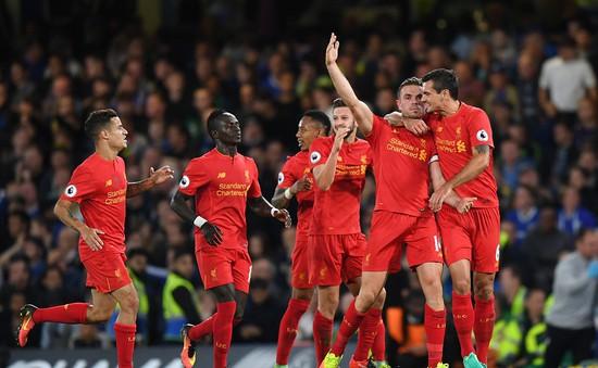 Liverpool xuất sắc đánh bại Chelsea ngay tại Stamford Bridge