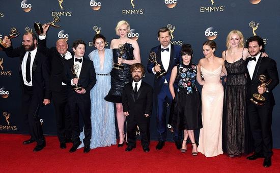 Game of Thrones đại thắng ở Emmy với 12 giải