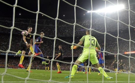 VIDEO, Barcelona 1-1 Atl Madrid: Kép phụ lên tiếng!