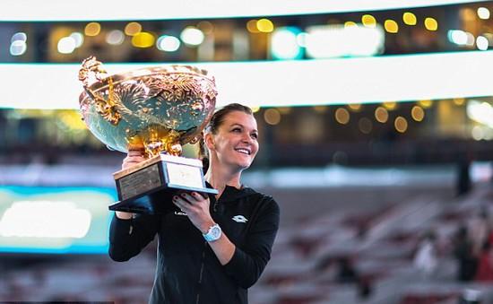 Chung kết đơn nữ China Open 2016: Radwanska giải mã hiện tượng