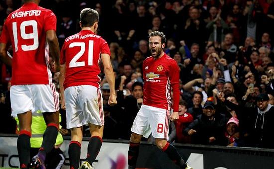 Bốc thăm chia cặp tứ kết Cúp LĐ Anh: Man Utd, Arsenal gặp khó!
