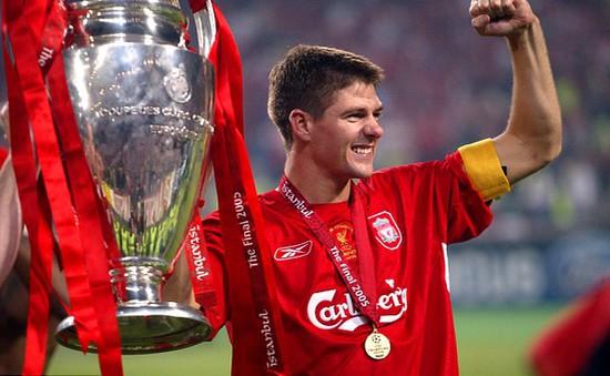 Huyền thoại Gerrard chính thức trở lại Liverpool