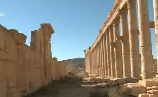 Ứng dụng công nghệ in 3D trong phục hồi di tích Palmyra