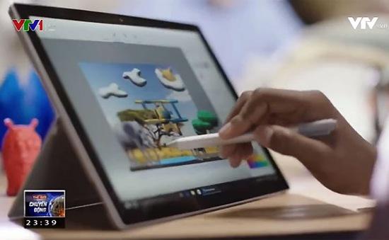 Microsoft cải tiến Paint với tính năng vẽ 3D