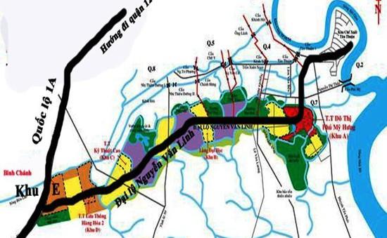 TP.HCM sẽ xây bến xe Miền Tây mới ở khu Nam