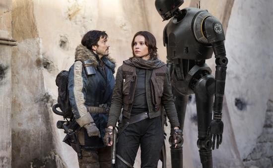 Không phải là fan của Star Wars, có nên đi xem Rogue One?