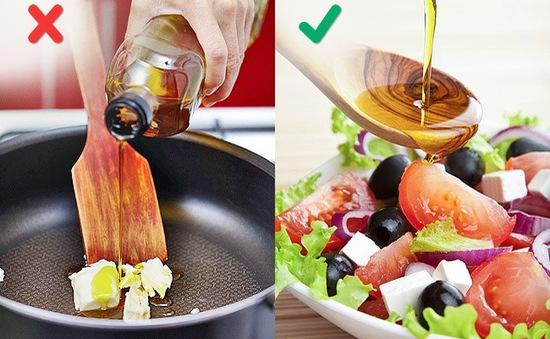 Những sai lầm phổ biến khi nấu nướng có thể làm hỏng món ăn