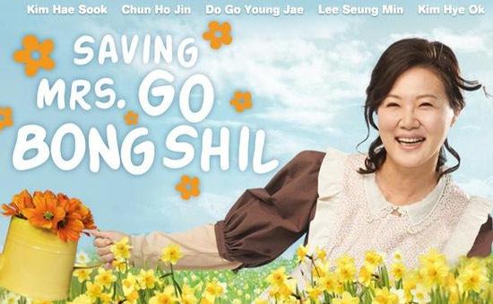 """Phim tâm lý Hàn Quốc """"Quý bà Go Bong Shil"""" trở lại trên VTV2"""