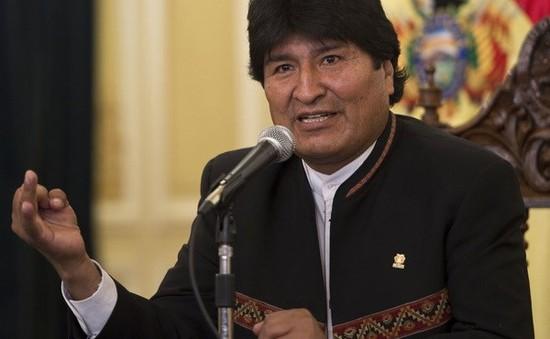 Tổng thống Bolivia sẽ không tái cử