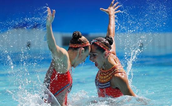 Những tố chất của 1 VĐV bơi nghệ thuật