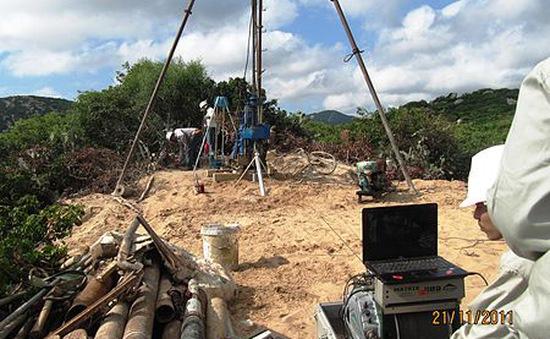Ninh Thuận: Giếng khoan tự phát theo cấp số nhân