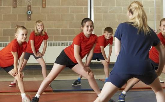 Vận động để tăng chiều cao tối ưu cho trẻ