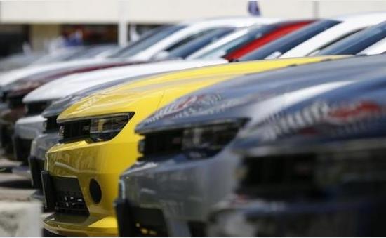 Nước Mỹ triệu hồi hơn 51 triệu xe trong năm 2015