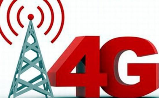 Triển khai dịch vụ 4G tại Việt Nam