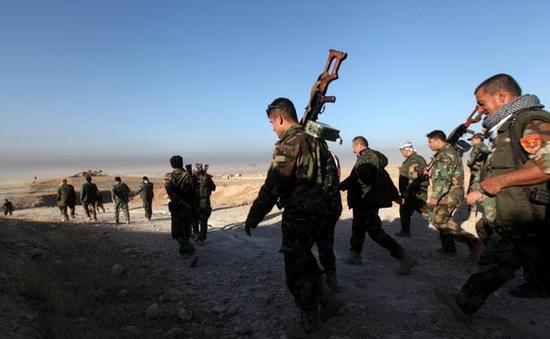 Chiến sự tại Mosul (Iraq) vẫn rất ác liệt
