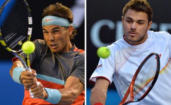 Vòng 3 Cincinnati Masters: Dimitrov thắng Wawrinka, Nadal thua sốc tay vợt 19 tuổi
