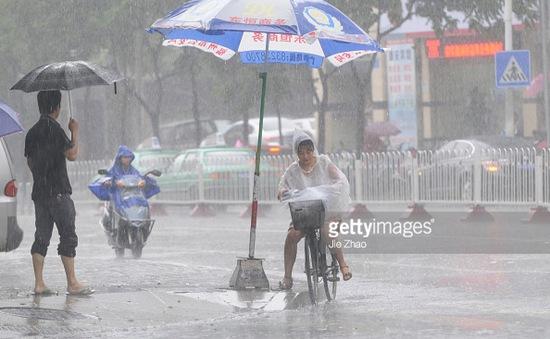 Trung Quốc: Gần 50.000 người sơ tán do bão Lionrock