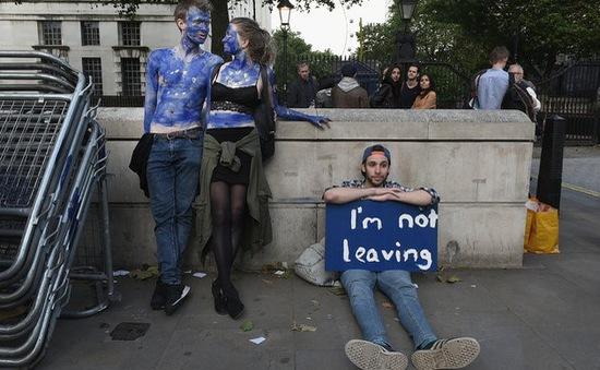 Hối hận vì lựa chọn sai, hơn 1 triệu người yêu cầu trưng cầu dân ý lần 2 tại Anh