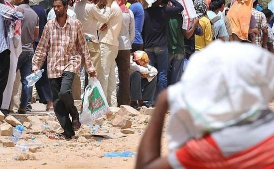 Ấn Độ hỗ trợ lao động mắc kẹt tại Saudi Arabia