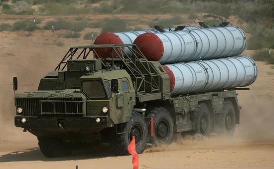 Bộ Quốc phòng Nga xác nhận cung cấp tên lửa S-300 cho Syria