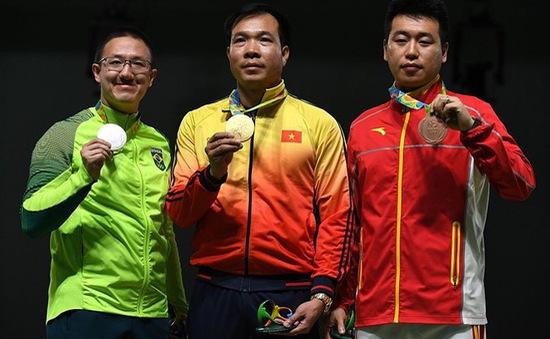 Hôm nay (10/8), Hoàng Xuân Vinh đứng trước cơ hội giành tấm huy chương thứ 2