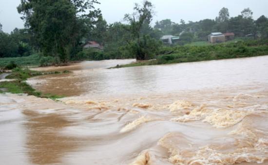 Đăk Lăk vẫn ngập lụt trong 1- 2 ngày tới, nhiều vùng biển còn nguy hiểm