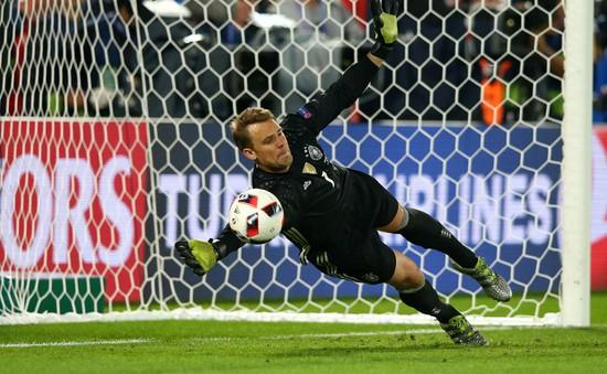 Neuer vẫn là thủ thành hay nhất thế giới