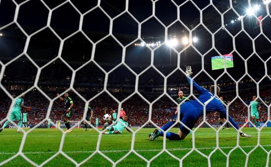 VIDEO EURO 2016: Nani chớp cơ hội, nhân đôi cách biệt cho ĐT Bồ Đào Nha
