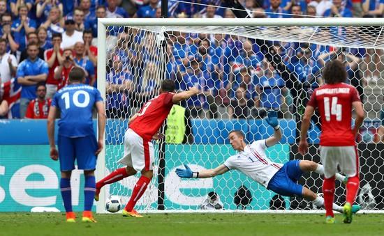 EURO 2016: Iceland 2-1 Áo: Thắng lợi kịch tính