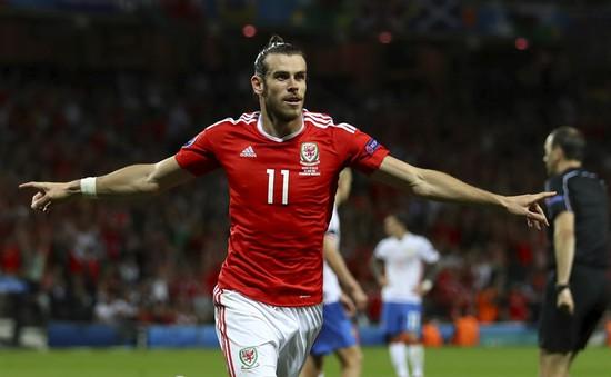 """VIDEO EURO 2016: Bale ghi bàn, vươn lên dẫn đầu danh sách """"Vua phá lưới"""" EURO 2016"""