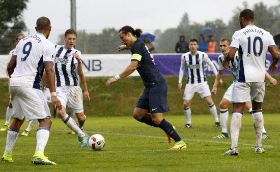 VIDEO, PSG 2-1 West Brom: Khởi đầu thuận lợi của Unai Emery