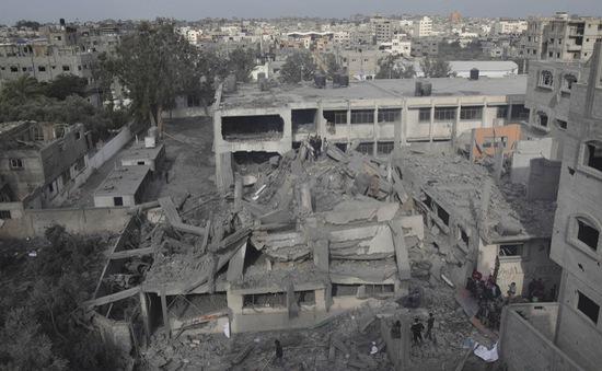 Đánh bom liên hoàn tại Syria, ít nhất 65 người thiệt mạng