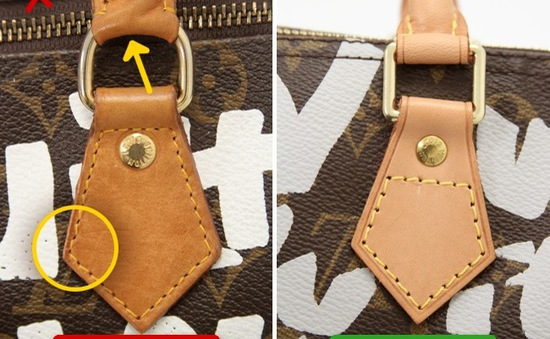 7 mẹo phân biệt túi hàng hiệu thật hay nhái cực chuẩn