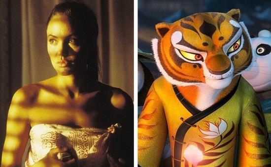 Điểm mặt những nhân vật hoạt hình lấy cảm hứng từ sao Hollywood