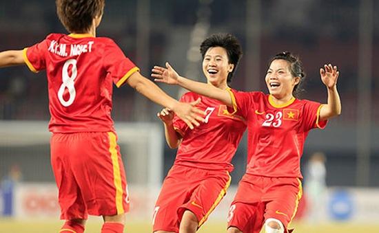 ĐT nữ Việt Nam – ĐT nữ Singapore: Sẵn sàng cho khởi đầu mới (18h30, 26/7)