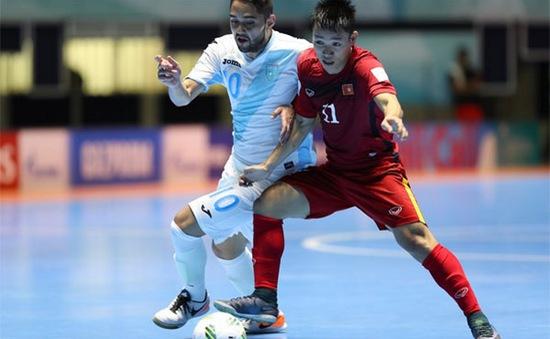 VIDEO, futsal Việt Nam 4-2 Guatemala: Thắng lợi bất ngờ!