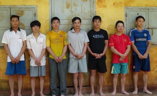 Bình Phước: Bắt 7 đối tượng trong vụ hành hung 3 chiến sỹ công an