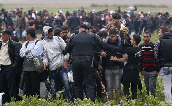 """Vấn đề người di cư """"thiêu đốt"""" Diễn đàn Kinh tế thế giới"""