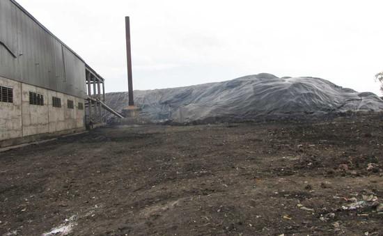 Long An: Nhà máy xử lý rác biến thành… bãi rác