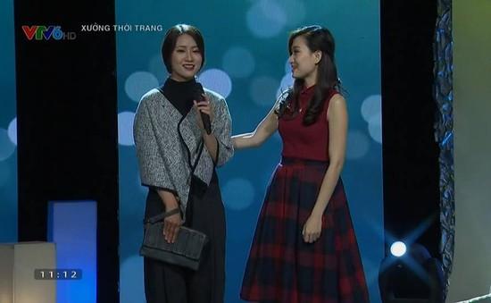 Thanh Huyền trở thành MC mới toanh của Xưởng thời trang 2016