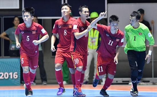 ĐT Futsal Việt Nam - Paraguay: Viết tiếp câu chuyện cổ tích (8h00, 15/9)