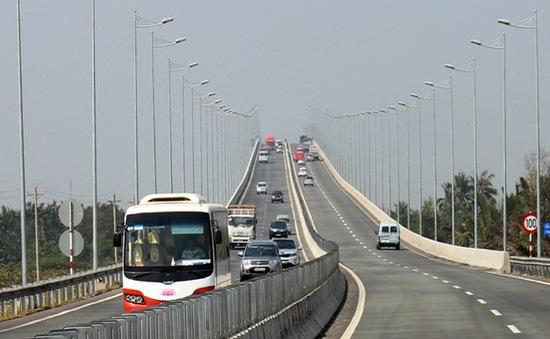 Từ 1/8, giảm 10% phí xe tải nặng đi cao tốc Long Thành - Dầu Giây